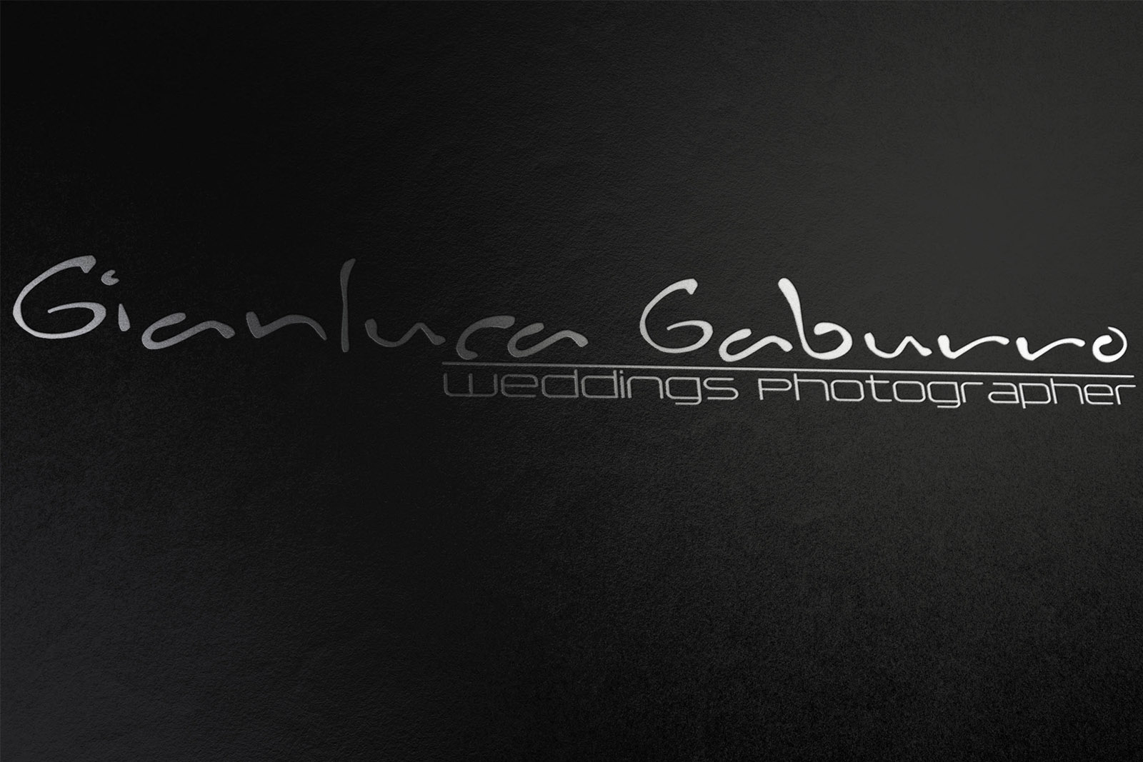 Tescaroli Creative and Logo Gianluca Gaburro